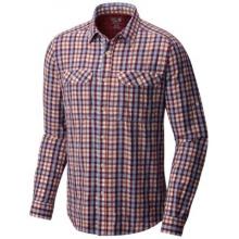 Men's Canyon AC Long Sleeve Shirt by Mountain Hardwear