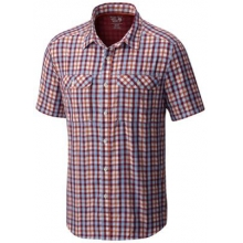 Men's Canyon AC Short Sleeve Shirt by Mountain Hardwear