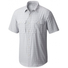 Men's Canyon AC Short Sleeve Shirt by Mountain Hardwear in Lewiston Id