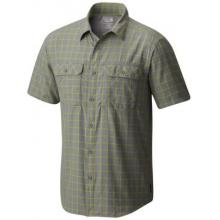 Men's Canyon AC Short Sleeve Shirt by Mountain Hardwear in Ponderay Id