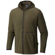 Men's Speedstone Hooded Jacket by Mountain Hardwear