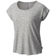 Women's Everyday Perfect Printed Short Sleeve T by Mountain Hardwear in Costa Mesa Ca