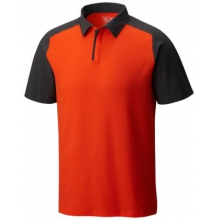 Men's AC Short Sleeve Polo by Mountain Hardwear