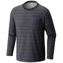 Men's ADL Long Sleeve Pocket T
