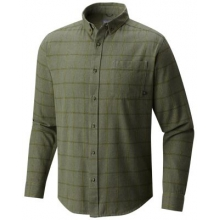 Men's Ashby Long Sleeve Shirt by Mountain Hardwear in Ponderay Id