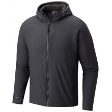 Men's ATherm Hooded Jacket by Mountain Hardwear