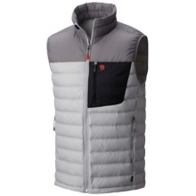 Men's Dynotherm Down Vest by Mountain Hardwear in Solana Beach Ca
