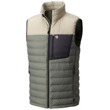 Men's Dynotherm Down Vest by Mountain Hardwear in Forest City Nc