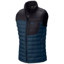 Men's Dynotherm Down Vest by Mountain Hardwear in Chicago Il