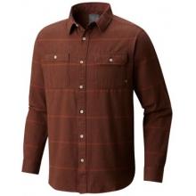 Men's Frequenter Stripe Long Sleeve Shirt by Mountain Hardwear in Sioux Falls SD