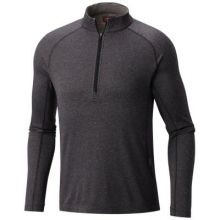 Men's Kinetic Long Sleeve 1/2 Zip by Mountain Hardwear