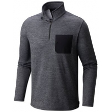 Men's Mainframe Long Sleeve 1/4 Zip by Mountain Hardwear in Victoria Bc
