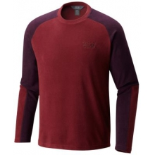 Men's Microchill Lite Long Sleeve Crew by Mountain Hardwear in Forest City Nc