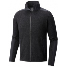Men's Mtn Tactical Full Zip Sweater by Mountain Hardwear