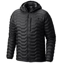Men's Nitrous Hooded Down Jacket by Mountain Hardwear