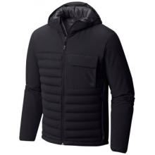Men's StretchDown HD Hooded Jacket by Mountain Hardwear