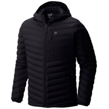 Men's StretchDown Hooded Jacket by Mountain Hardwear in Colorado Springs Co