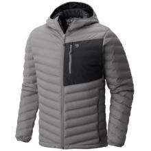 Men's StretchDown Hooded Jacket by Mountain Hardwear in Lewiston Id
