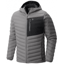 Men's StretchDown Hooded Jacket by Mountain Hardwear in Ponderay Id