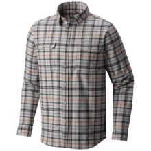 Men's Stretchstone Long Sleeve Shirt by Mountain Hardwear