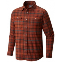 Men's Stretchstone Long Sleeve Shirt by Mountain Hardwear in Kirkwood Mo