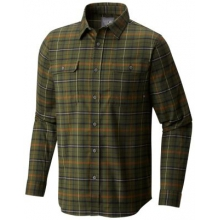 Men's Stretchstone Long Sleeve Shirt by Mountain Hardwear in Coeur Dalene Id