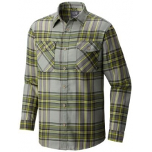 Men's Trekkin Flannel Long Sleeve Shirt by Mountain Hardwear in Arcata Ca
