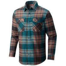 Men's Trekkin Flannel Long Sleeve Shirt by Mountain Hardwear in Sioux Falls SD