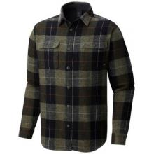 Men's Walcott Long Sleeve Shirt by Mountain Hardwear