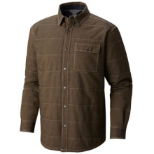 Men's Yuba Pass Fleece Lined Shacket by Mountain Hardwear