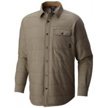 Men's Yuba Pass Fleece Lined Shacket by Mountain Hardwear