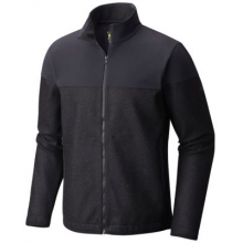 Men's ZeroGrand Neo Fleece Full Zip Jacket by Mountain Hardwear