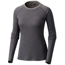 Women's Kinetic Long Sleeve Crew by Mountain Hardwear