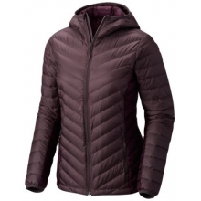 Women's Micro Ratio Hooded Down Jacket by Mountain Hardwear in Omak Wa