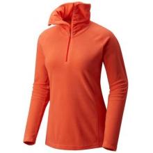 Women's MicroChill Lite 1/2 Zip by Mountain Hardwear in Fairbanks Ak