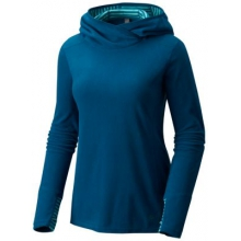 Women's Microchill Lite Pullover Hoody by Mountain Hardwear in Forest City Nc