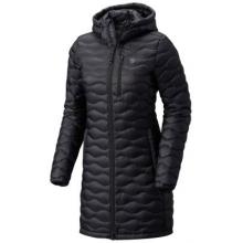 Women's Nitrous Hooded Down Parka by Mountain Hardwear in Ponderay Id