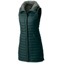 Women's PackDown Vest by Mountain Hardwear in Courtenay Bc