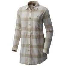 Women's Pt. Isabel Long Sleeve Tunic by Mountain Hardwear in Ponderay Id