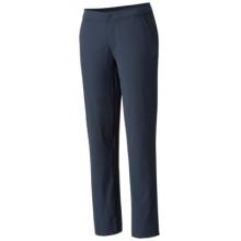 Women's Right Bank Lined Pant by Mountain Hardwear in Prescott Az