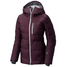 Women's Snowbasin Down Jacket by Mountain Hardwear