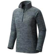Women's Snowpass Fleece Zip T by Mountain Hardwear in Portland Me