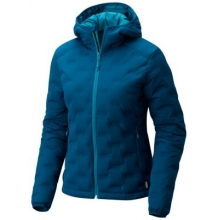 Women's StretchDown DS Hooded Jacket by Mountain Hardwear in Lewiston Id