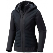 Women's StretchDown HD Hooded Jacket by Mountain Hardwear