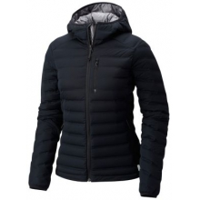 Women's StretchDown Hooded Jacket by Mountain Hardwear in Denver Co