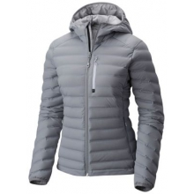 Women's StretchDown Hooded Jacket by Mountain Hardwear in State College Pa