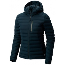 Women's StretchDown Hooded Jacket by Mountain Hardwear in Portland Me