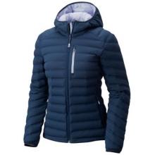 Women's StretchDown Hooded Jacket by Mountain Hardwear in Bradenton Fl