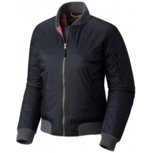 Women's StudioGrand Bomber Jacket by Mountain Hardwear