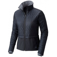 Women's Trekkin Hybrid Jacket by Mountain Hardwear